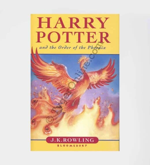 Harry Potter and the Order of the Phoenix UK Bloomsbury 1st Edition: by J.K. Rowling (Author)