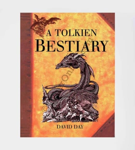 A Tolkien Bestiary: by David Day (Author)