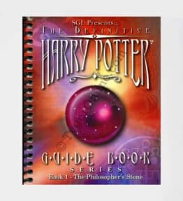 Definitive Harry Potter Guide Series 1 Philosopher's Stone