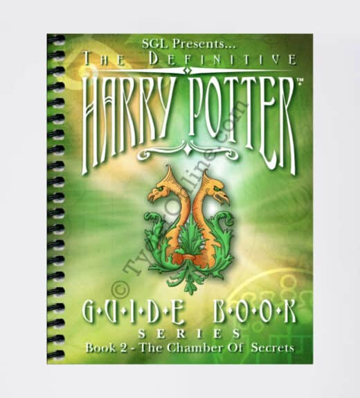 Definitive Harry Potter Guide Series Book 2 Chamber of Secrets: by Marie Lesoway (Author)