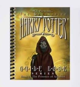Definitive Harry Potter Guide Series 3 Prisoner of Azkaban