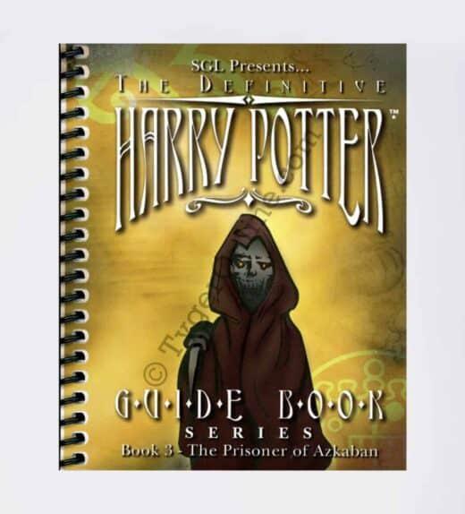 Definitive Harry Potter Guide Series 3 Prisoner of Azkaban: by Marie Lesoway (Author)
