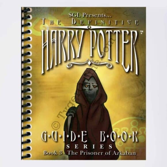 Definitive Harry Potter Guide Series 3 Prisoner of Azkaban: by Marie Lesoway (Author)
