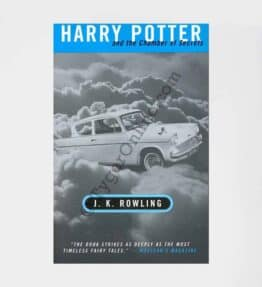 Harry Potter Chamber of Secrets First Canadian Edition
