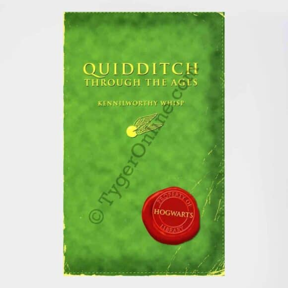 Quidditch Through the Ages 1st Edition & 1st Print: by Kennilworthy Whisp (Author)