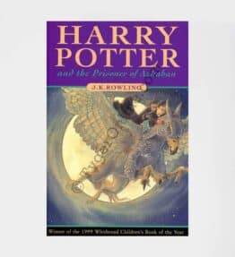 Harry Potter and the Prisoner of Azkaban First Edition Errors Rowling