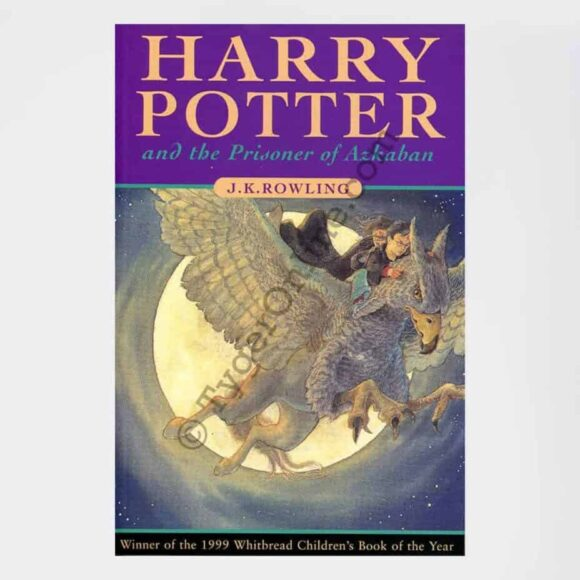Harry Potter and the Prisoner of Azkaban 1st Edition Original Edition: by J.K. Rowling (Author)