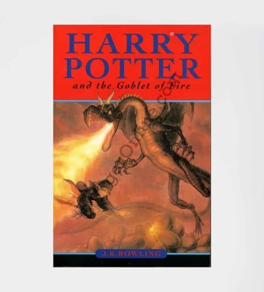 Harry Potter and the Goblet of Fire 1st Edition 1st Printing: by J.K. Rowling (Author)
