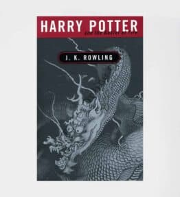 Harry Potter and the Goblet of Fire 1st Edition: by J.K. Rowling