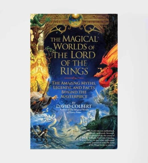 The Magical Worlds of the Lord of the Rings: by David Colbert (Author)