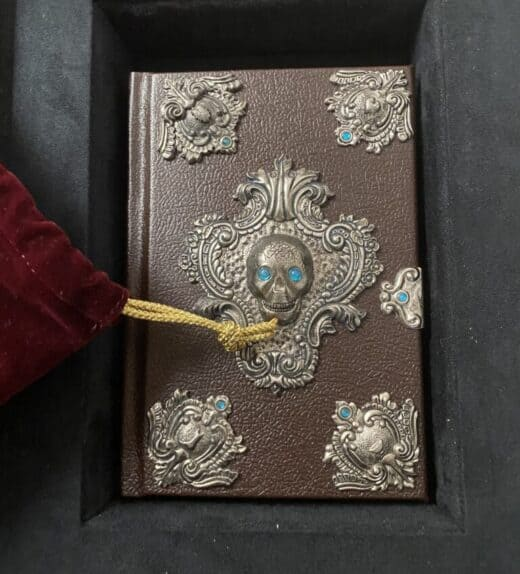 The Tales of Beedle the Bard Collector's Box - Front of Book box - 0956010902