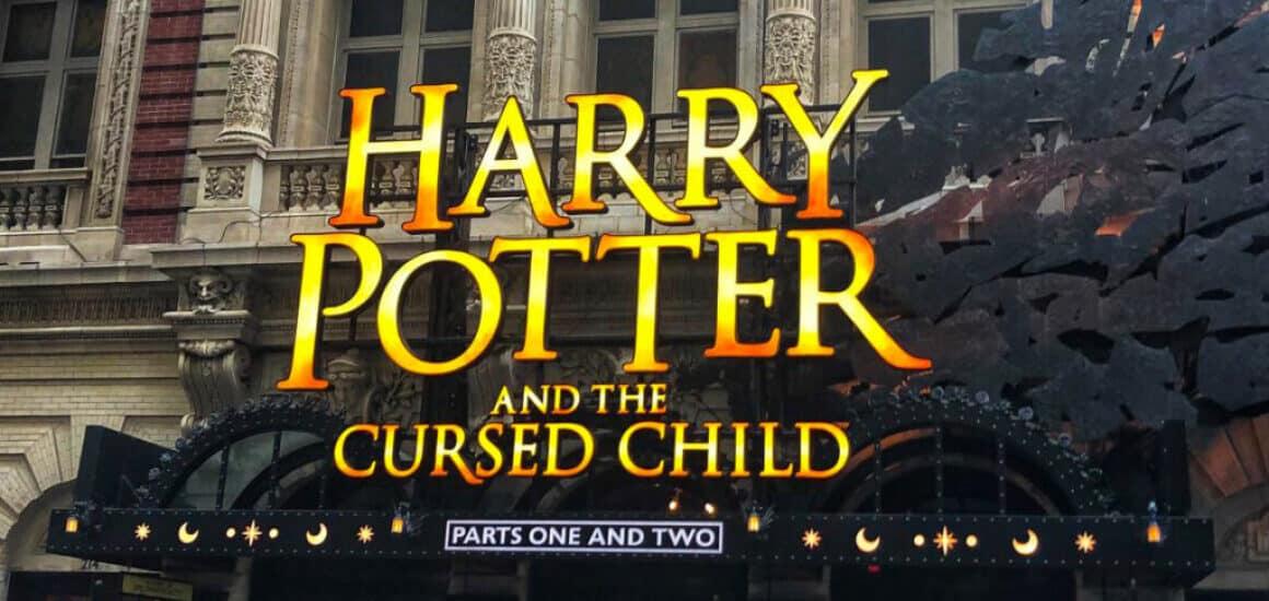 Harry Potter Cursed Child at TygerOnline.com