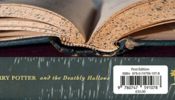 Harry Potter First Print Books at TygerOnline.com